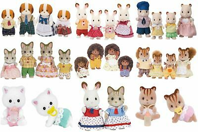 Sylvanian Families - Family & Friends Sets