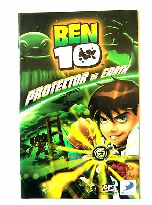 Ben 10 protector of earth instructions