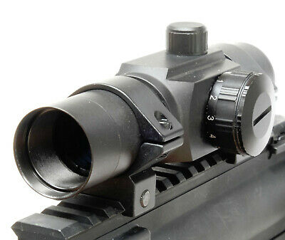 1x25 Tactical red dot Scope Sight to suit 20mm Rails