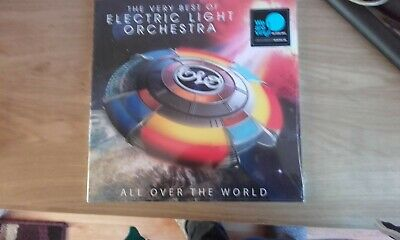 Electric Light Orchestra All Over The World 180gsm Vinyl LP New Sealed