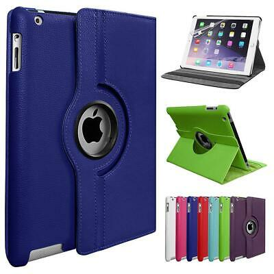360° Rotating Smart Stand Case Cover for iPad 2 3 4