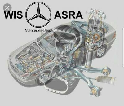 03/2019 Mercedes WIS ASRA & EPC Service Repair Workshop Manual. Full version