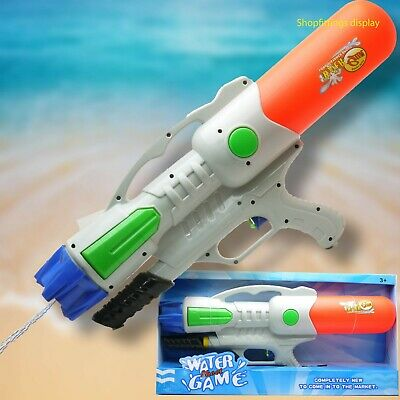 "20""(51cm) Large Water Gun Pump Action Super Soaker Sprayer Outdoor Beach (817)"