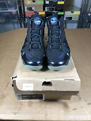cheap for discount a6a75 ceddb 100% Authentic Nike Air Barkley Posite Max Eggplant Size 10.5 555097 003