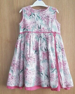 Dresses Monsoon Floral Pretty Dress Age 18-24 Months Clothing, Shoes & Accessories