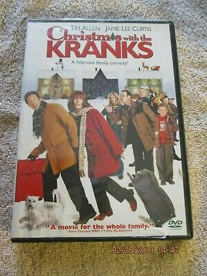 "Christmas with the Kranks-   ""DVD""   free shipping     117"