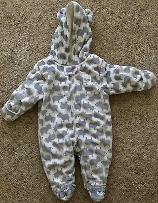 6b8c59d98cf8 CARTERS BY TARGET Baby Boys Romper Shorttall Size 6 M ~Cute~ -  7.99 ...