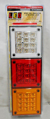 LED 280ARWM - STOP/TAIL & INDICATOR LAMP (282mm X 95mm X 28mm)