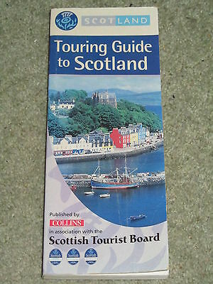 Scotland; Touring Guide to Scotland Book. 1998 - 272 pages paperback