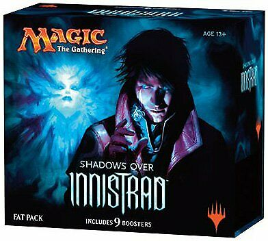 Shadows over Innistrad Fat Pack (OVERSTOCK) SEALED NEW MAGIC MTG ABUGames