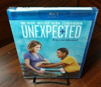 Unexpected (Blu-ray Disc, 2015) Brand NEW (Sealed)-Free Shipping with Tracking