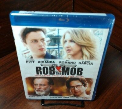 Rob the Mob (Blu-ray Disc, 2014) Brand NEW(Sealed) Free Shipping with Tracking
