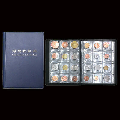 50 Different coins From 50 Countries, good Collection, in Album, Gift, UNC