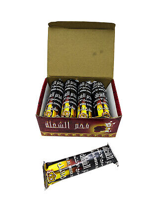 Quick Easy Light Shisha Coal for Hookah Charcoal - Box of 100 Coals