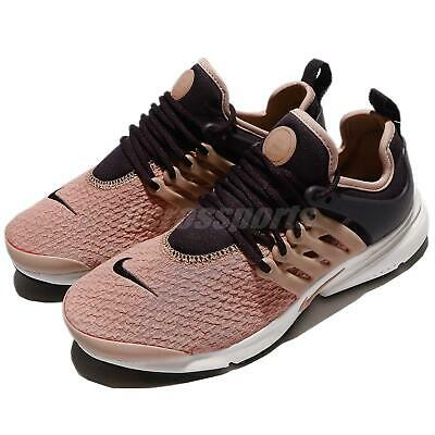 save off a51ea a07f7 Nike Wmns Air Presto Port Wine Particle Pink Women Shoes Sneakers 878068-604
