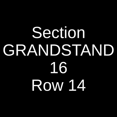 2 Tickets Toronto Blue Jays @ Boston Red Sox 7/15/19 Fenway Park Boston, MA