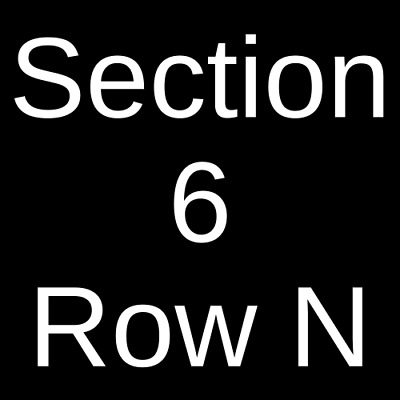 2 Tickets Bon Iver 6/29/19 American Family Insurance Amphitheater Milwaukee, WI
