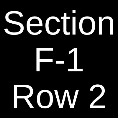 2 Tickets Casting Crowns  4/6/19 Bankers Life Fieldhouse Indianapolis, IN