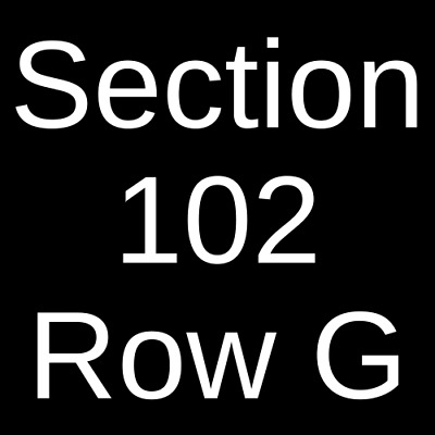 2 Tickets Bruno Mars 4/30/19 Park Theater at Park MGM Las Vegas, NV