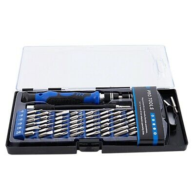 2X(80 In 1 Precision Screwdriver Set With Magnetic Screwdriver Kit 56 Bits B8U3