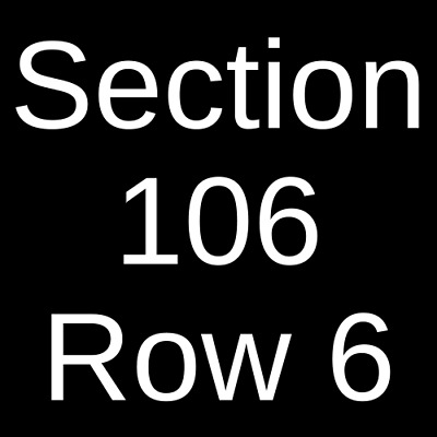 2 Tickets The Who 5/28/19 Little Caesars Arena Detroit, MI