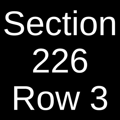 4 Tickets John Mayer 8/12/19 Bankers Life Fieldhouse Indianapolis, IN