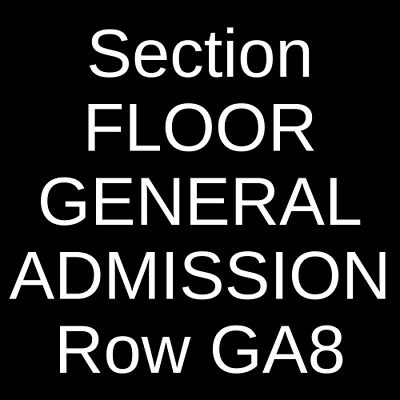 2 Tickets Hozier 3/30/19 Revention Music Center Houston, TX