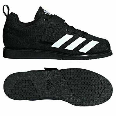 5be385b6e6b36 Adidas Powerlift 4 Chaussures d haltérophilie Powerlifting Shoes Trainers  Noir