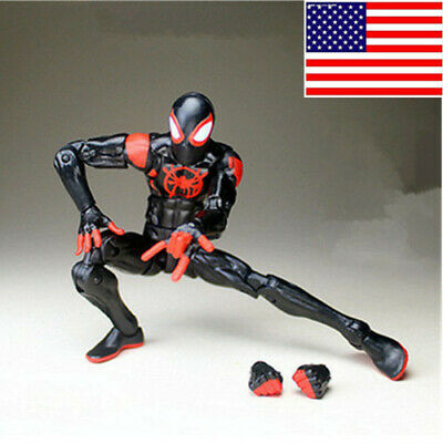 """US! Spider-Man: Into the Spider-Verse 6"""" Miles Morales Action Figure Spiderman"""