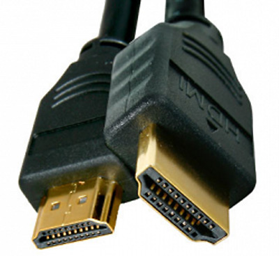 HDMI Male to Male V1.4 - 4K - 3D - Hi Res 15-20m Length