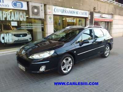 Peugeot 407 SW ST Sport Pack 2.0 HDi 136