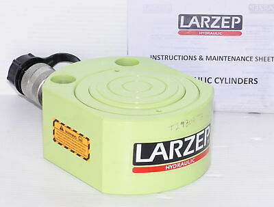 Larzep SMX00501 50T Low Profile Hydraulic Cylinder Jack -16mm Stroke, 68mmH *NEW