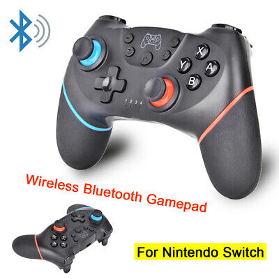 Wireless Bluetooth Gamepad for Nintendo Switch Gameboy Game Controller Joystick