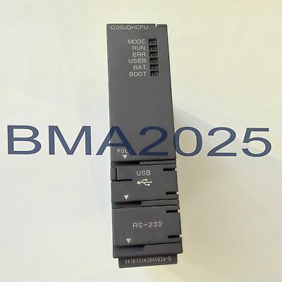 1PC Used Mitsubishi CPU Q06UDHCPU module Tested It in good condition