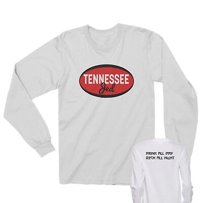 db72be82 Tennessee Jed Genesee Long Sleeve T-shirt Grateful Dead & Company Parody