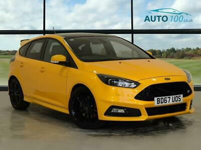 2017 Ford Focus 2.0 TDCi ST-3 (s/s) 5dr