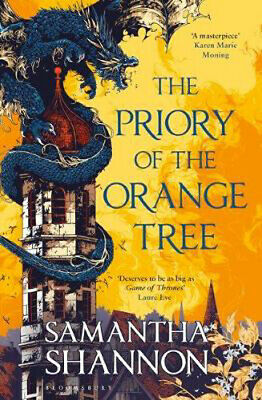 The Priory of the Orange Tree | Samantha Shannon