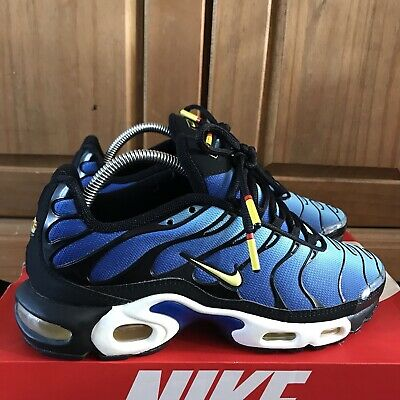 new concept 41d88 a1202 Nike Air Max Plus TN Hyper Blue 2014 7uk Rare VNDS Condition Vintage Retro  Tuned