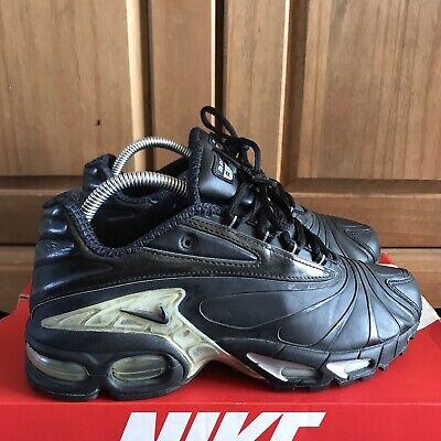 new arrival 46c3b 9ee32 NIKE AIR MAX Plus Tailwind 5 Plus Black Gold 6uk 2005 Vintage Rare Good  Cond TN