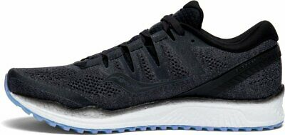 SAUCONY FREEDOM ISO 2 Black Mens Neutral Running Trainers
