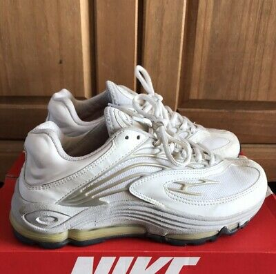 wholesale dealer 54017 4a4f4 NIKE AIR TUNED Max White 6.5uk 1999 Vintage Rare Good Condition Skepta TN  98 97
