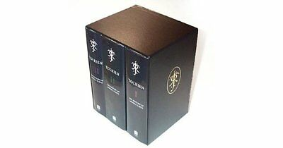 [STOCKS LAST] The Complete History of Middle-Earth Tolkien 9780007105083