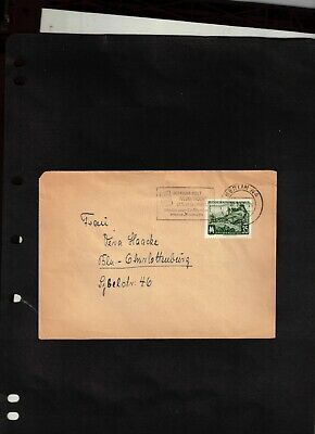 1953 East Germany Cover sent from Berlin N 4