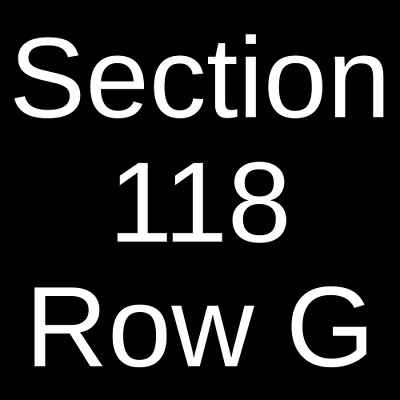2 Tickets Carrie Underwood, Maddie and Tae & Runaway June 10/27/19