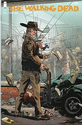 The Walking Dead 15th Anniversary Issue  # 1  Variant cover  NM- OR BETTER!