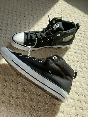 407f9b57f82d CONVERSE MEN S STREET Canvas Mid Top Sneaker