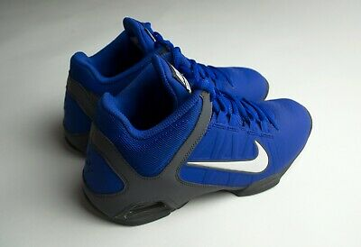 03387dc12597 Nike Men s AIR VISI PRO 4 Basketball Shoes 599556-401 Blue Size 7.5 M