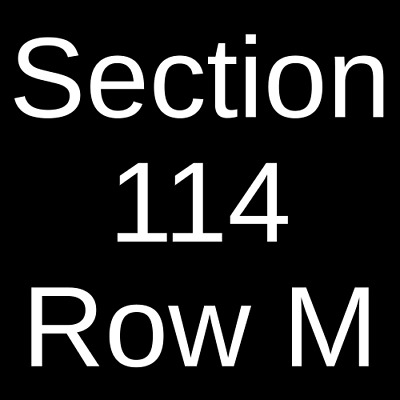 2 Tickets The Chainsmokers & 5 Seconds of Summer 11/14/19 Oklahoma City, OK
