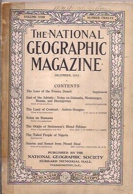 national geographic-DEC 1912-THE TAILED PEOPLE OF NIGERIA.