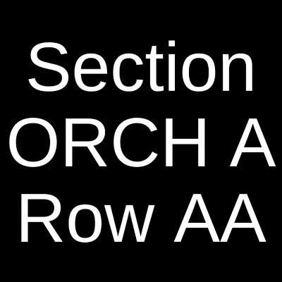 4 Tickets David Sedaris 11/8/19 Arlene Schnitzer Concert Hall Portland, OR